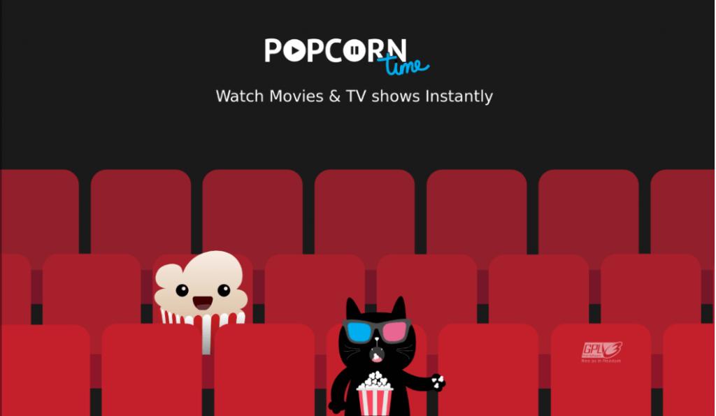 Popcorn Time Apk latest version download