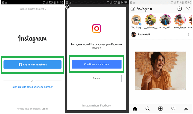 Gb Instagram Mod Apk Login Process