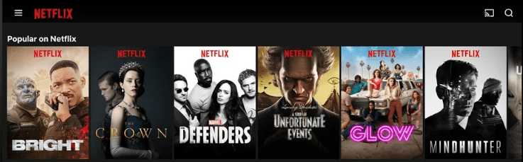 Netflix Lite Mod APK