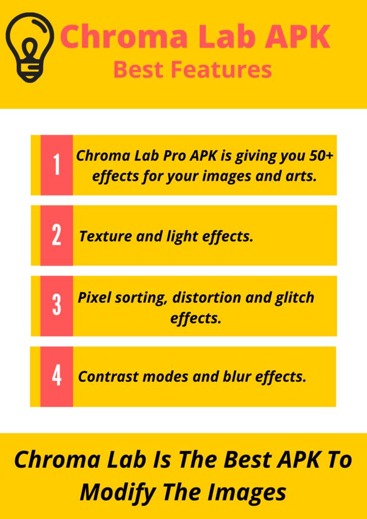 Chroma Lab Mod APK