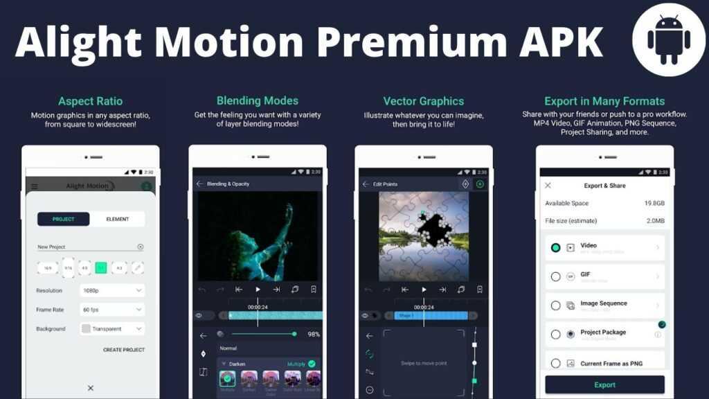 Alight Motion Premium APK