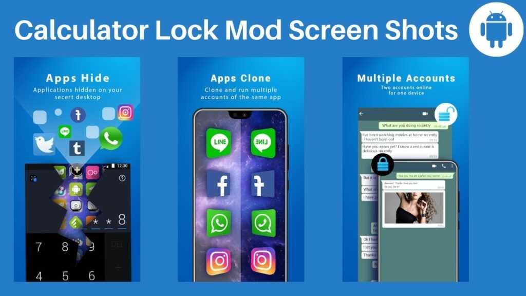 Calculator Applock Mod APK