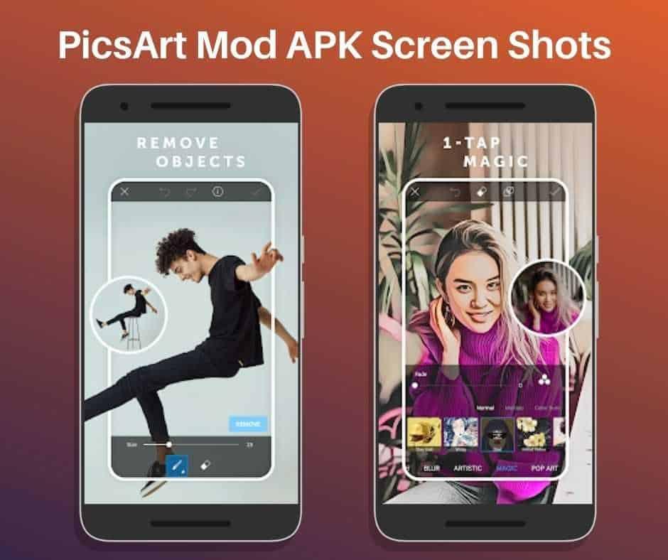 PicsArt Gold APK