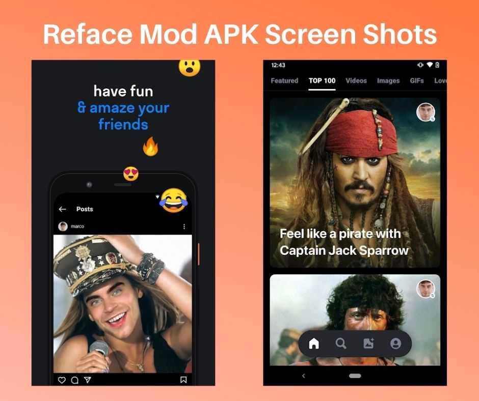 Reface Premium APK