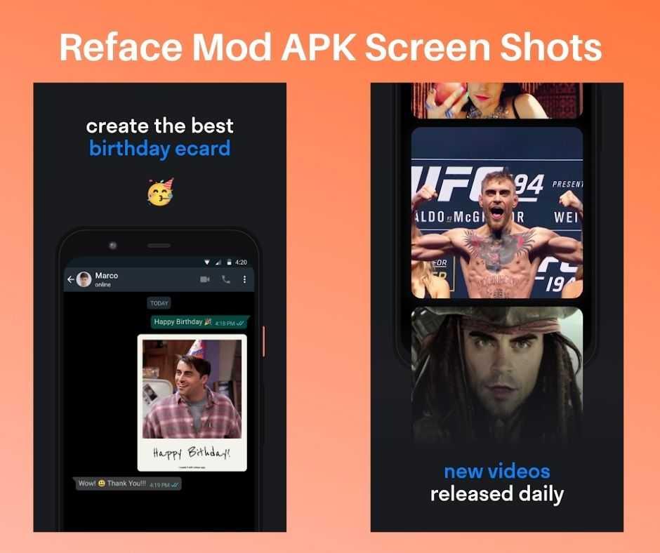 Reface Pro APK