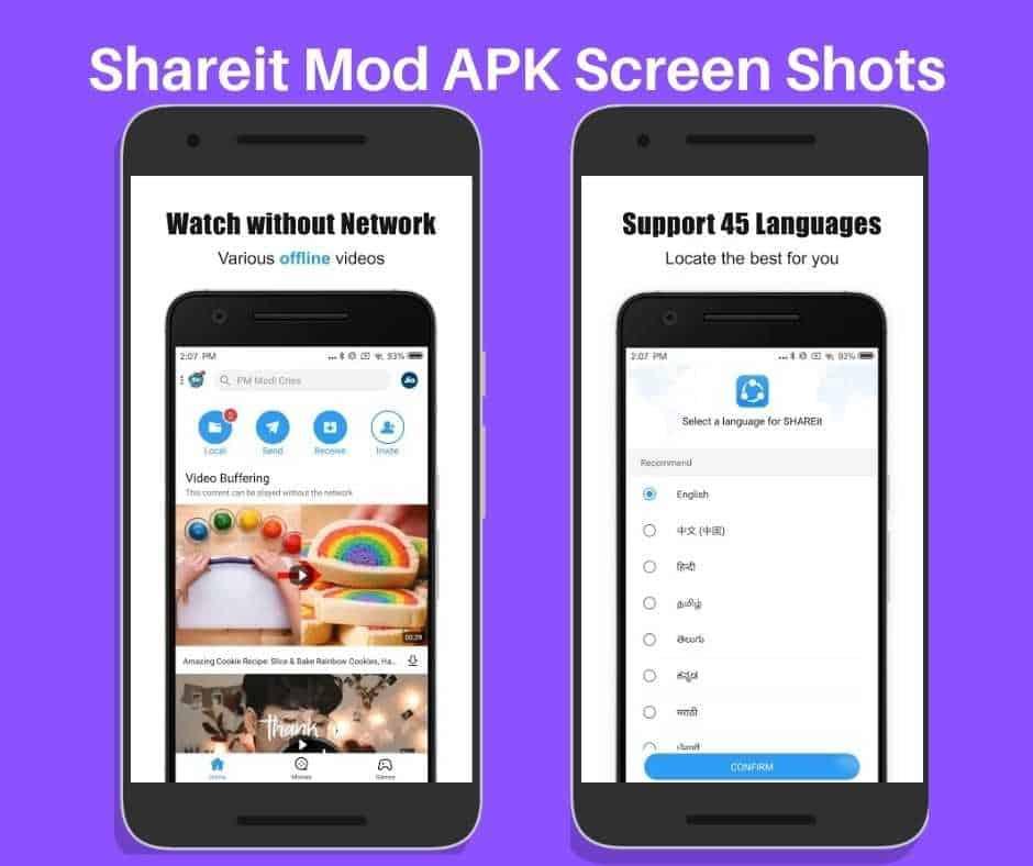 Shareit Premium APK
