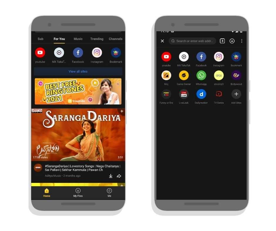 SnapTube Premium APK