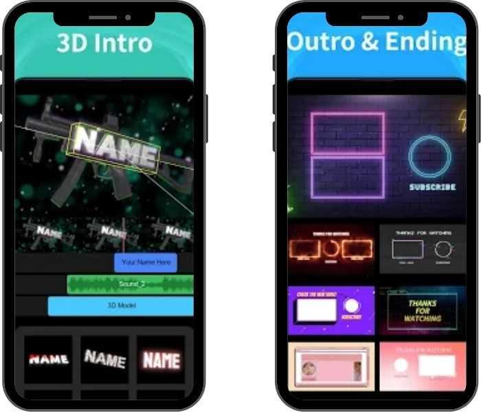 Intro Maker Mod APK